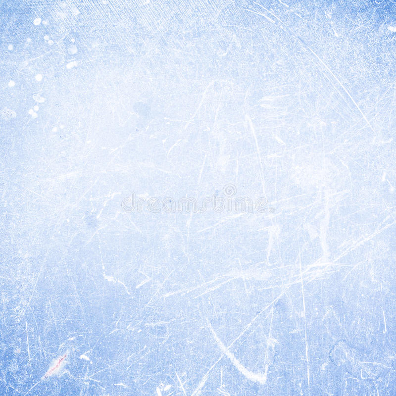 El extracto brillante texturizó el fondo con el azul ciánico de los rasguños fotografía de archivo libre de regalías