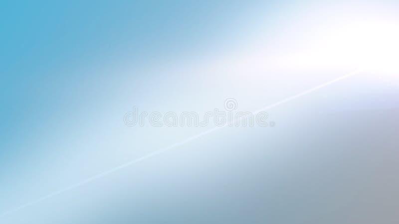 El extracto en colores pastel de la puesta del sol del vintage de la pendiente nublada suave del color empa?? el fondo hermoso en fotos de archivo libres de regalías