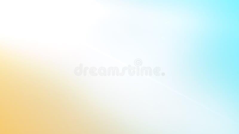 El extracto en colores pastel de la puesta del sol del vintage de la pendiente nublada suave del color empa?? el fondo hermoso en fotografía de archivo