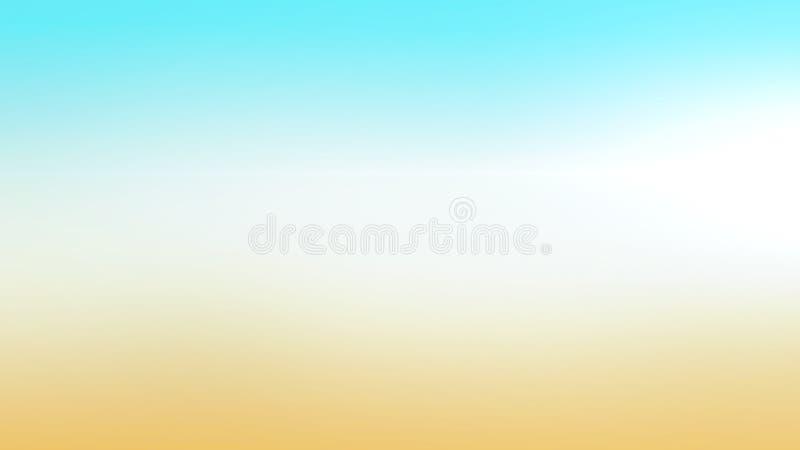 El extracto en colores pastel de la puesta del sol del vintage de la pendiente nublada suave del color empa?? el fondo hermoso en imagenes de archivo
