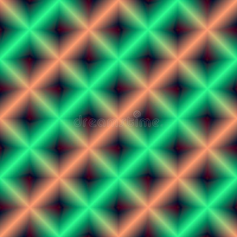 El extracto enciende el fondo ilustración del vector
