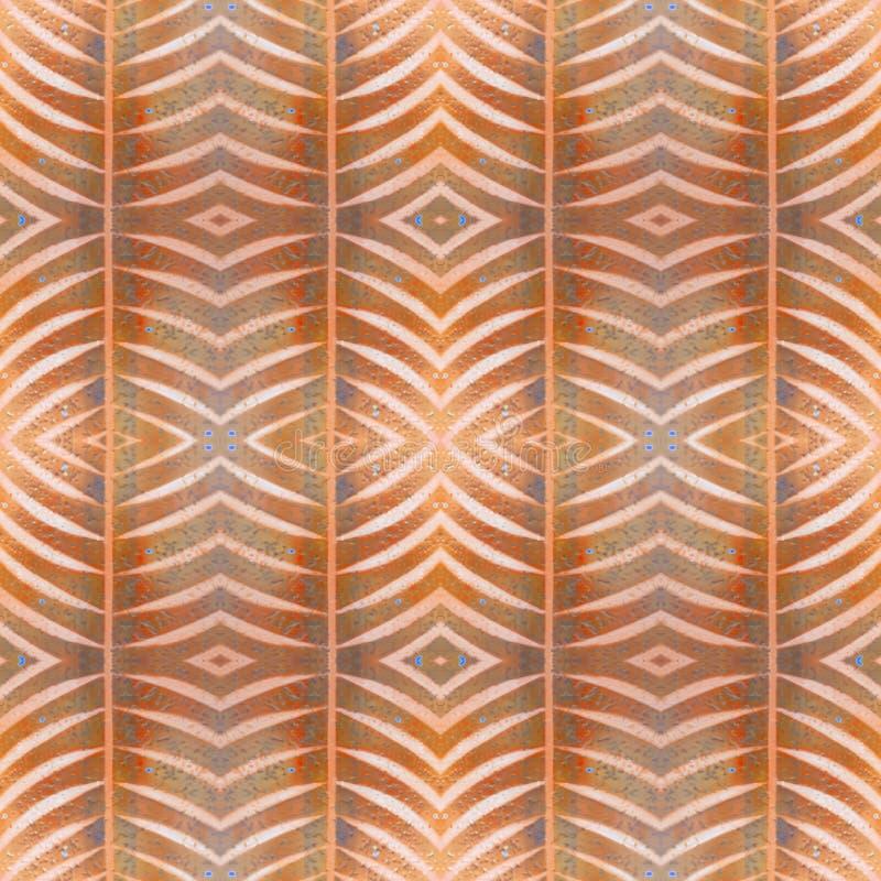El extracto forma el modelo inconsútil Repita el fondo geométrico Fondo geométrico texturizado del grunge para el papel pintado,  fotografía de archivo libre de regalías