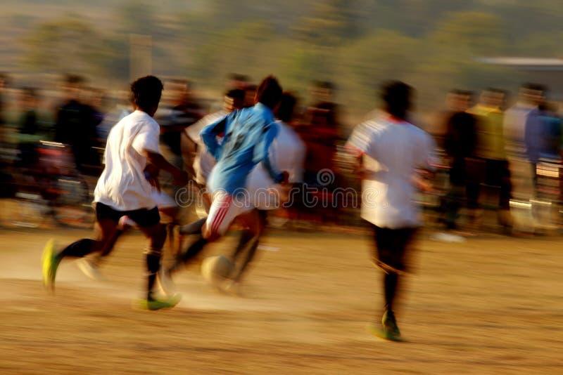 El fútbol fotos de archivo