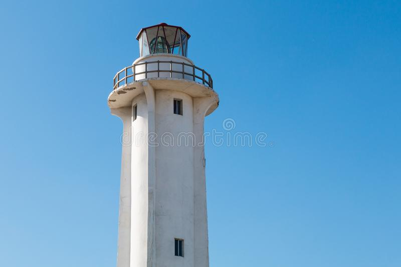 EL Faro de phare à Tijuana, Mexique photographie stock libre de droits
