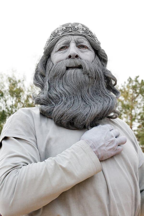 El festival del renacimiento de Arizona vistió el carácter foto de archivo