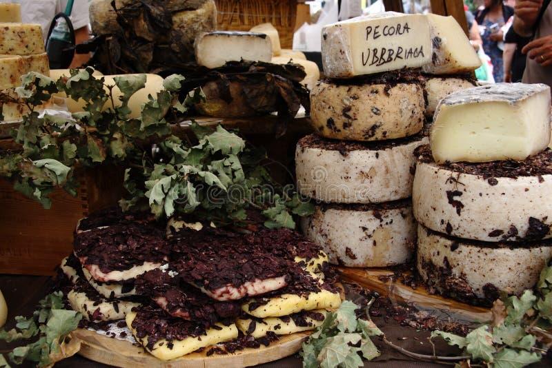El festival nacional de Queso Gorgonzola ocurre el 15 y 16 de septiembre de 2018 imagen de archivo