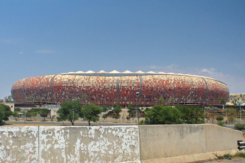 El FNB Stadium imágenes de archivo libres de regalías