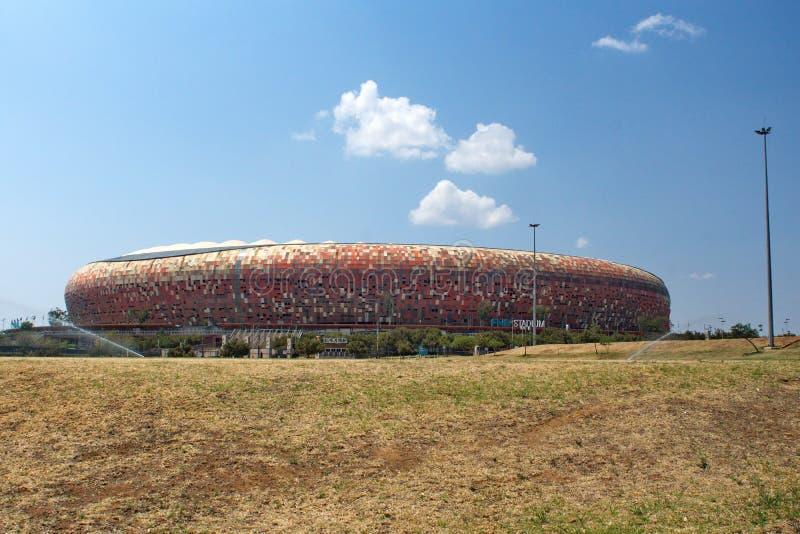 El FNB Stadium fotos de archivo libres de regalías