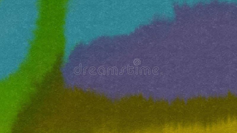 El fondo abstracto de la acuarela texturiza la pintura colorida imagenes de archivo