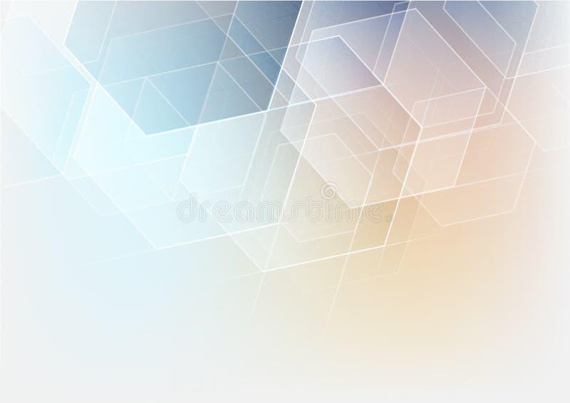 El fondo abstracto, Grunge retro para el uso en diseño, alinea el fondo rendido fotos de archivo libres de regalías