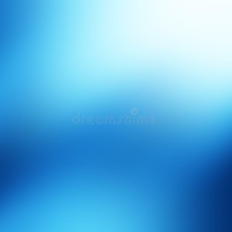 El fondo azul abstracto, fondo abstracto de la falta de definici?n azul m?gica, fondo azul abstracto de la pendiente, empa?a la t imagen de archivo