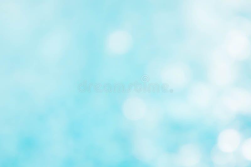 El fondo azulverde abstracto de la falta de definición, wallpaper la onda azul con s fotos de archivo libres de regalías