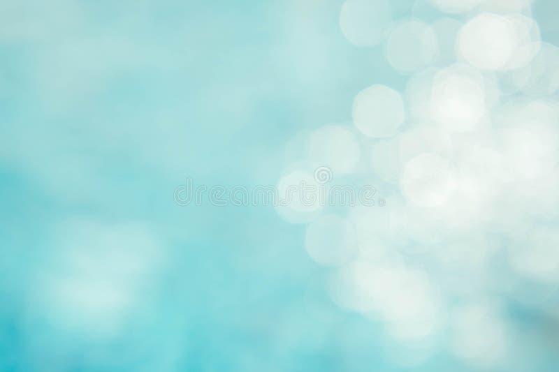 El fondo azulverde abstracto de la falta de definición, wallpaper la onda azul con s fotos de archivo