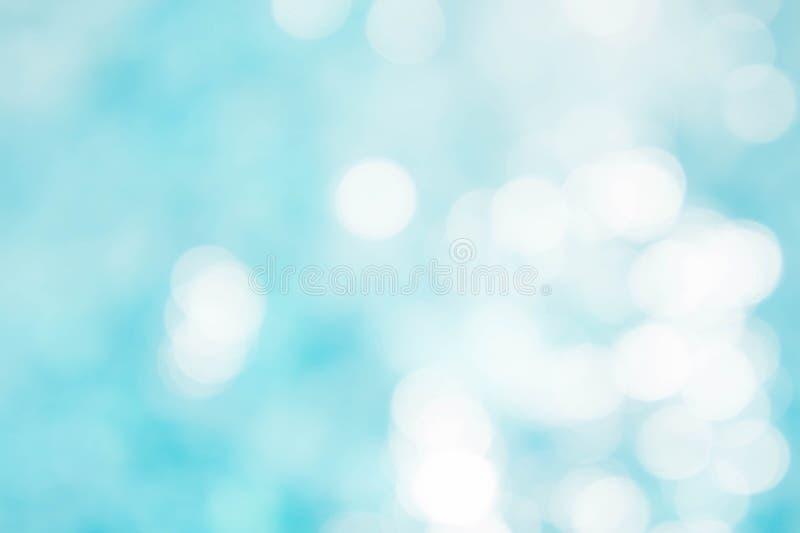 El fondo azulverde abstracto de la falta de definición, wallpaper la onda azul con s fotografía de archivo