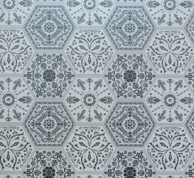 El fondo de la textura del papel pintado en sepia ligera enton? la textura del papel o del papel pintado de arte para el fondo en libre illustration