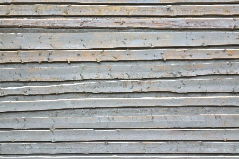 El fondo de madera azul claro de la pared de Unedged coincidió a BO áspera foto de archivo