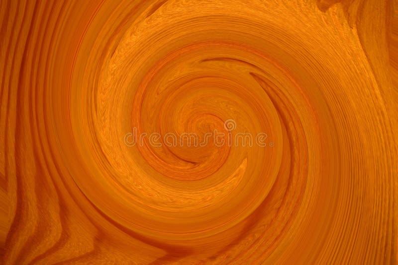 El fondo de un árbol previsto fresco torció en un espiral imágenes de archivo libres de regalías