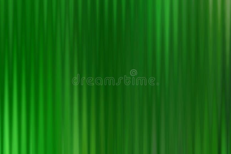 El fondo del arte abstracto, verde cubre estilo del movimiento del cine libre illustration