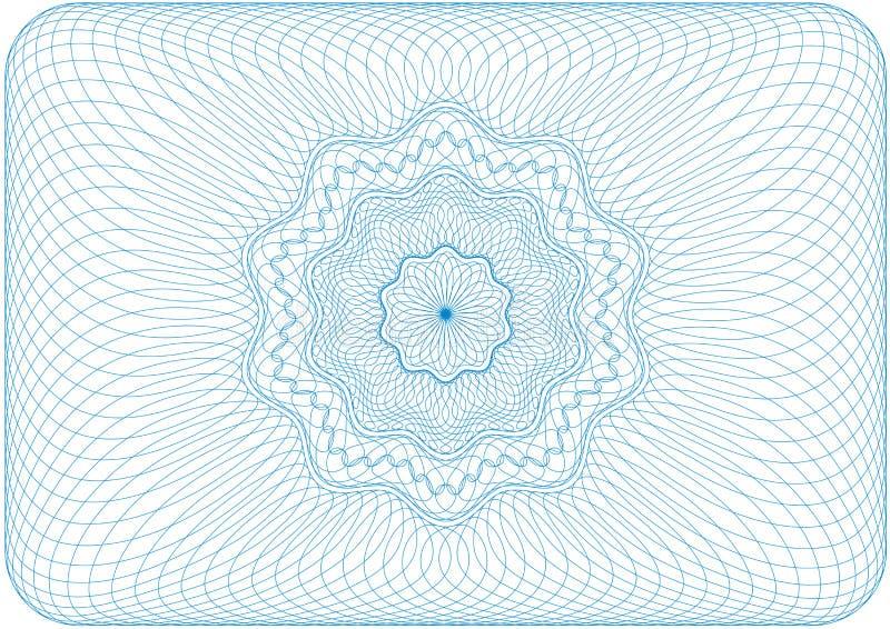 Vale ilustración del vector