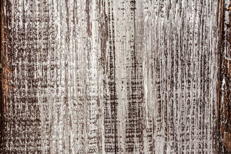 El fondo y la textura retros antiguos y resistidos del estilo del vintage de madera negro gris de la pared imagen de archivo