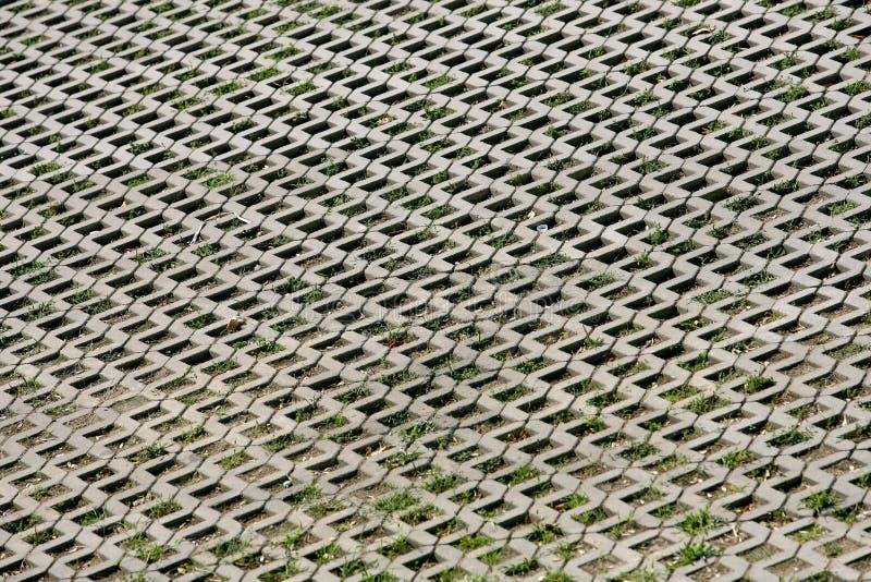 El fragmento de un pavimento foto de archivo libre de regalías