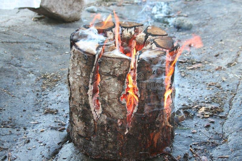 El fuego fotos de archivo libres de regalías