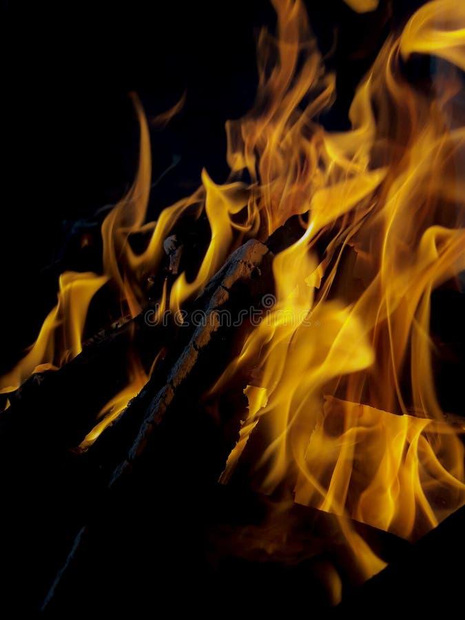 El fuego, mirada en los myworks satisface imagen de archivo libre de regalías