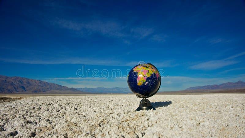 El futuro de la tierra fotos de archivo