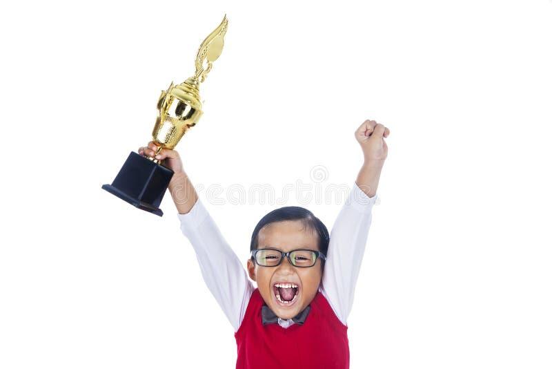 El ganador fotos de archivo