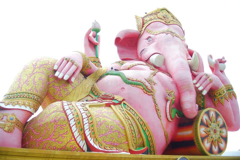 El Ganesh más grande foto de archivo libre de regalías