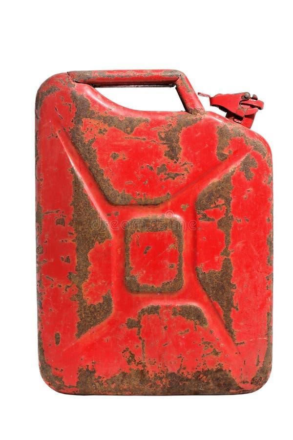 El gas oxidado puede imagenes de archivo