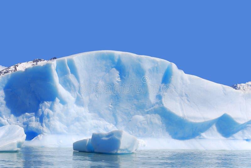 El glaciar de Perito Moreno fotografía de archivo libre de regalías