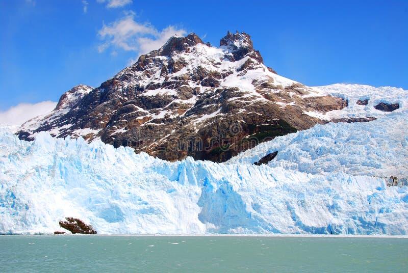 El glaciar de Perito Moreno fotos de archivo libres de regalías