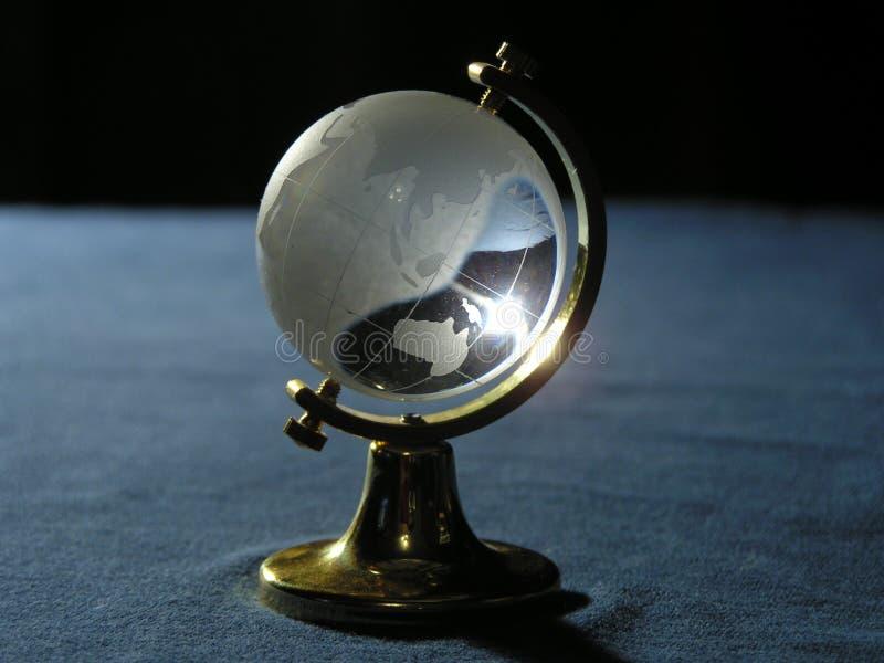 El globo de cristal fotografía de archivo
