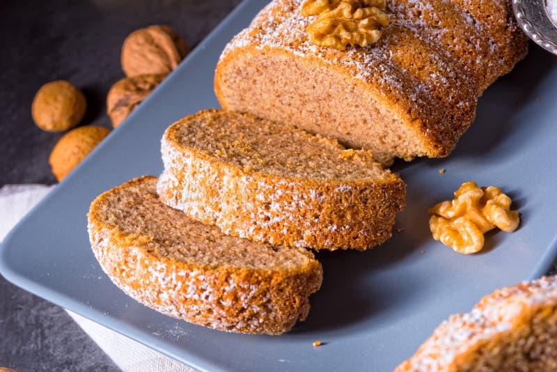 El gluten de la torta del amaranto libera imagenes de archivo