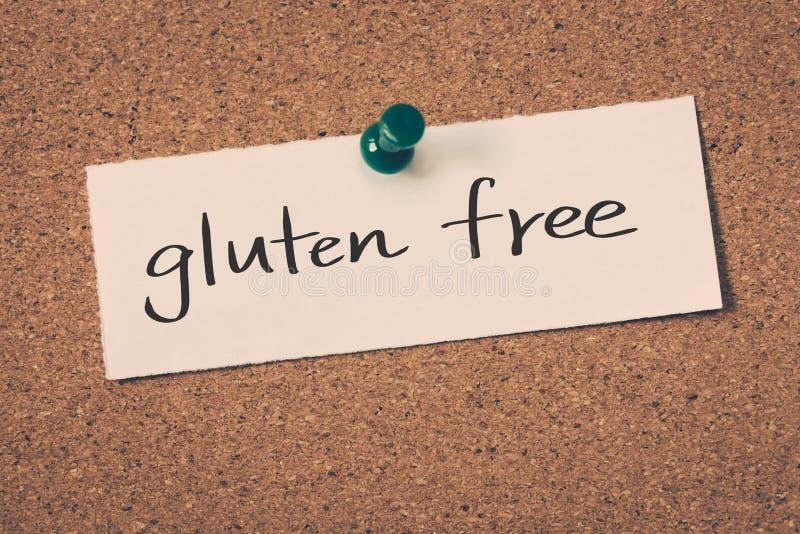 El gluten libera imagen de archivo libre de regalías