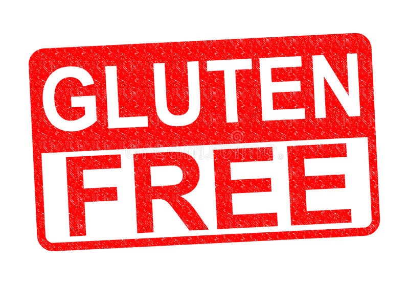 El gluten libera libre illustration