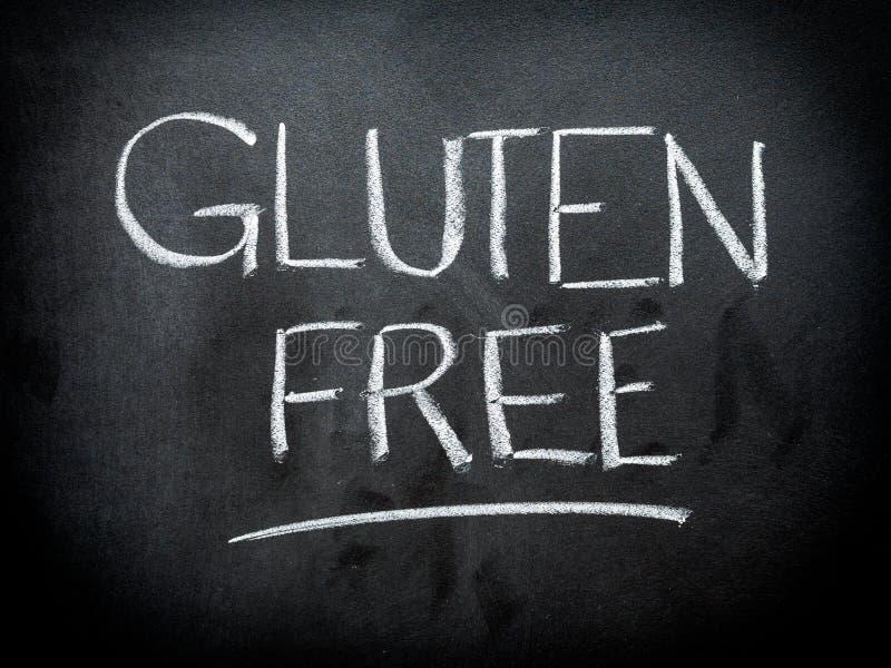 El gluten libera concepto imagen de archivo