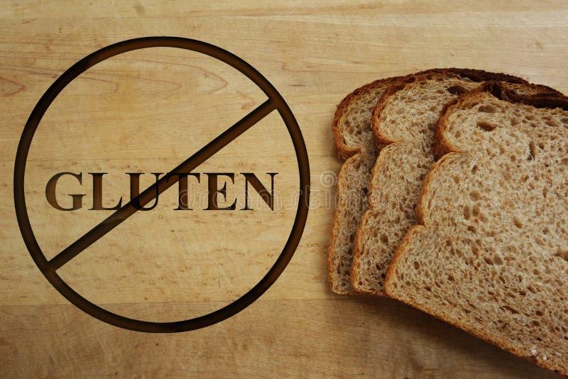 El gluten libera dieta imagen de archivo libre de regalías
