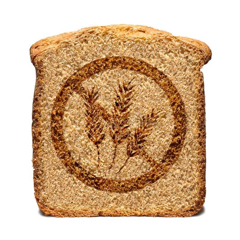 El gluten libera el pan libre illustration