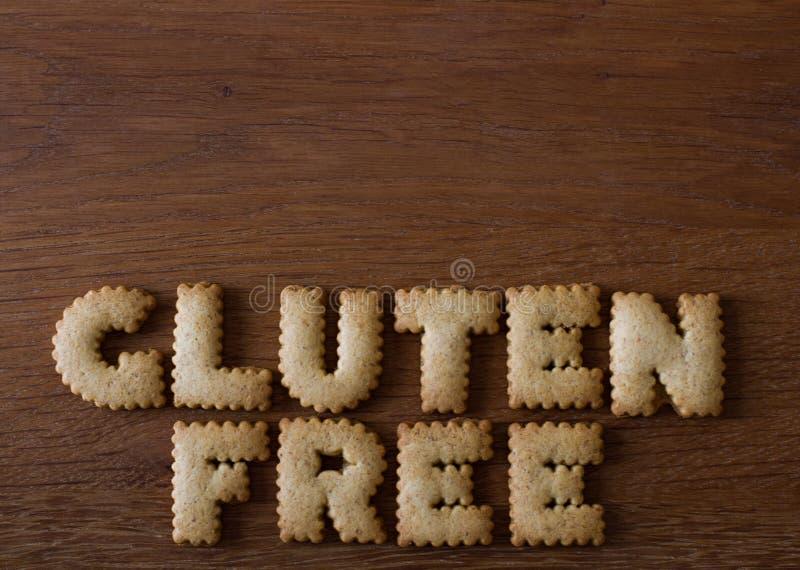 El gluten libera la comida fotos de archivo
