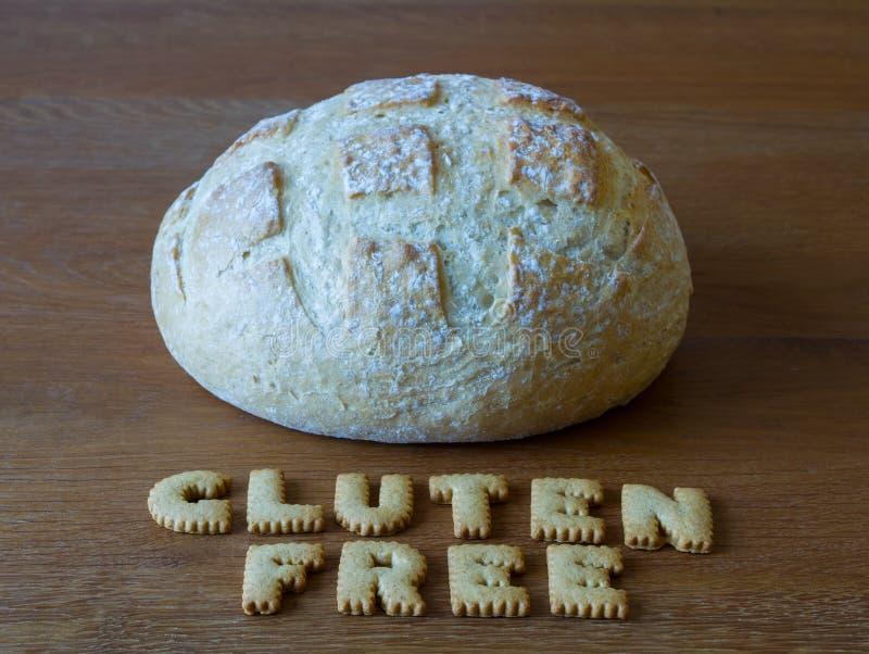 El gluten libera la comida fotos de archivo libres de regalías