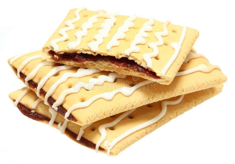 El gluten libera Poptarts fotos de archivo