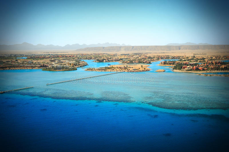 EL Gouna photo stock