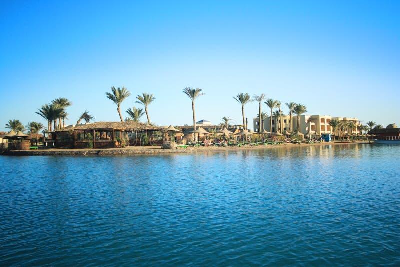 EL Gouna- Egipto fotos de stock royalty free