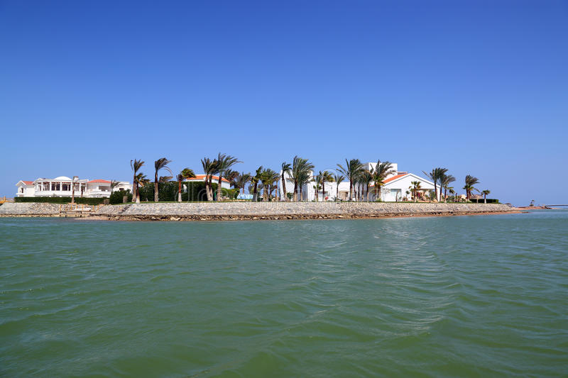 El Gouna - Egypt royalty free stock images