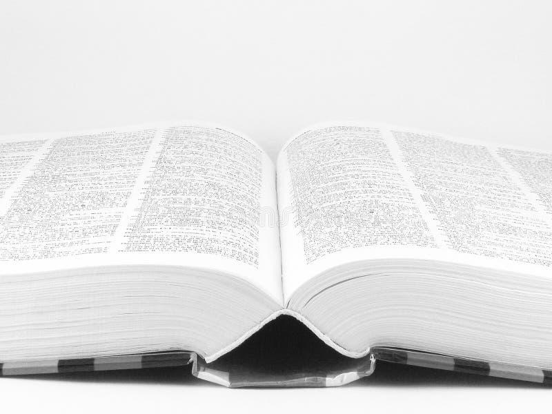 El Gran Libro Imágenes de archivo libres de regalías