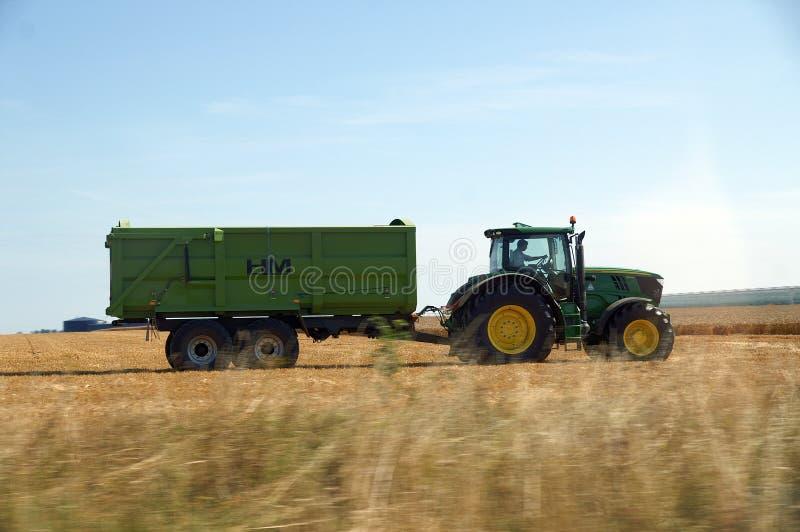 El granjero imagen de archivo