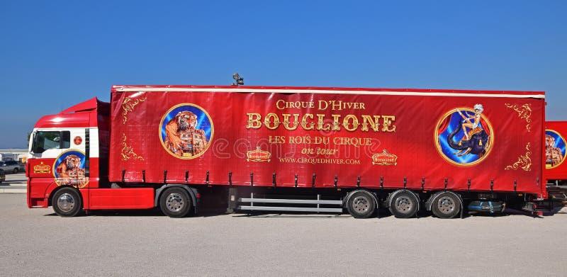 El ` Hiver-Bouglione De Cirque D Es Una Demostración Popular Que Origina En 110 Rue Amelot, París Foto editorial - Imagen de including, hospitalidad: 95418101