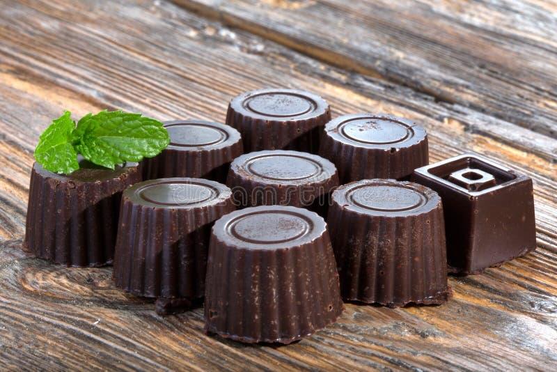 Download El Hogar Hizo El Chocolate Oscuro Foto de archivo - Imagen de cubo, hornada: 41917796
